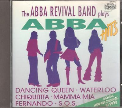 The Abba Revival Band plays Abba