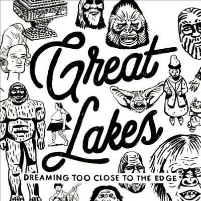 Great Lakes (Indie Pop) - Dreaming Too Close To The Edge * Used - Very Good Cd