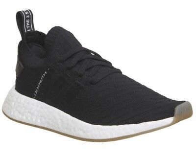 HOMMES ADIDAS NMD R2 PK Baskets noir Baskets blanches