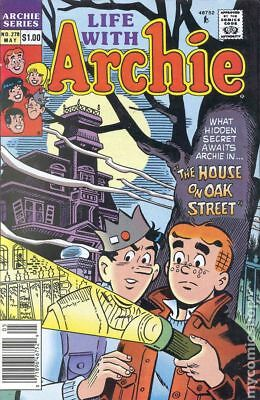Life with Archie #278 1990 VF Stock Image