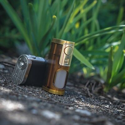 LOST VAPE FURYAN Mechanical Squonker | BF Squonk Mech Unregulated Device UK