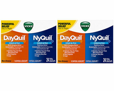 nyquil severe