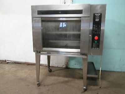 """HARDT INFERNO 3000"" HD COMMERCIAL NAT-GAS CHICKEN ROTISSERIE OVEN w/AUTO CLEAN"