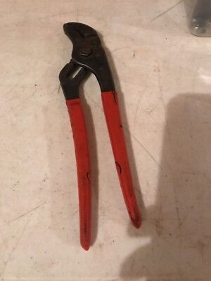 Snap On Adjustable Pliers 91CP Good Condition