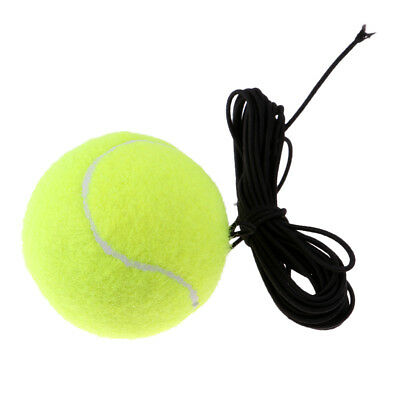 1 Pair Professional Tennis Trainer Training Practice Ball Tool for Beginners