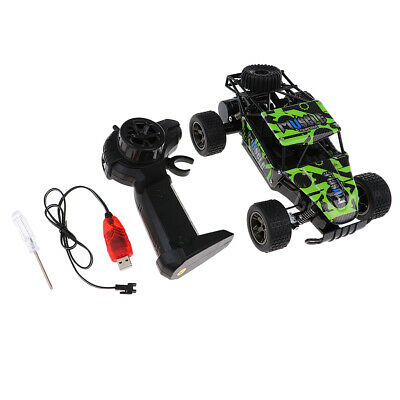 1:20 Green RC Radio Remote Control Monster Truck Off-Road RTR Buggy 15km/h