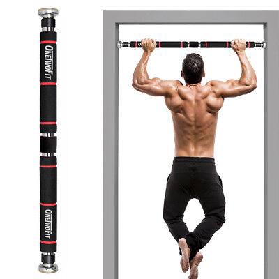 Chin Pull Up Bar Gym Home Exercise Fitness Workout HK664