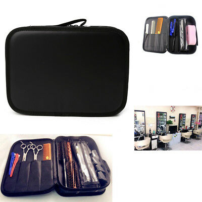 Hair Salon Barber Hairdressing Scissors Comb Tool Storage Pouch Bag Case Holder