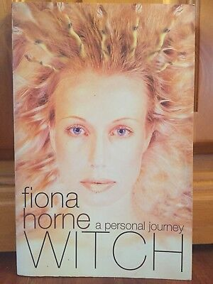Witch: A Personal Journey - Fiona Horne