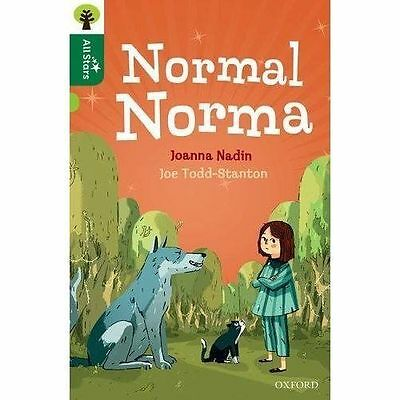 Oxford Reading Tree All Stars: Oxford Level 12                : Normal Norma by