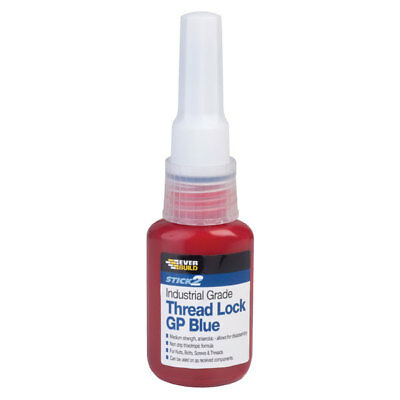 Everbuild THREADLOCK10 Threadlock GP Blue 10g