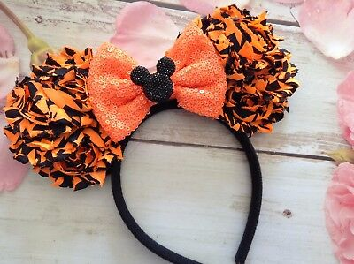 Mickey Mouse Ears Headband-Hat- Halloween- Disney World-Disneyland-costume- & MICKEY MOUSE EARS Headband-Hat- Halloween- Disney World-Disneyland ...