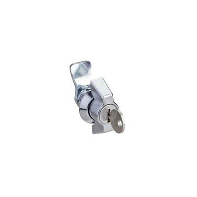 Schneider Electric NSYCL1242ECSX Spacial S3X Chrome Handle Lock 1242 E