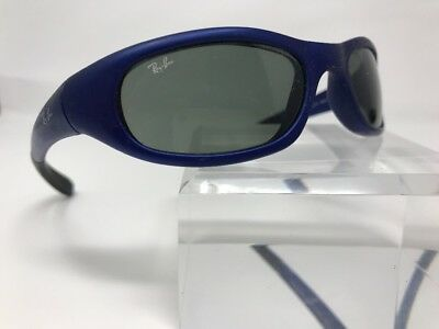 Ray Ban Jr RK9003S Black And Blue Youth Sunglasses 48-16-115 I385