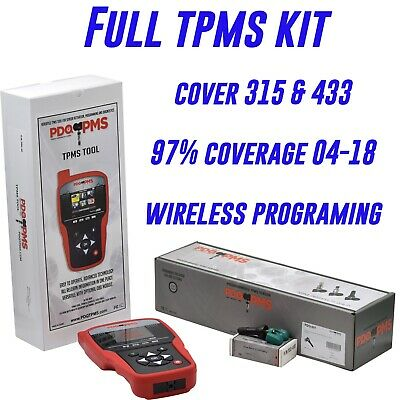 24 Programmable Sensors & ATEQ VT-46 Tool cover 97% of vehicles