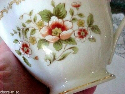 Empress China Glendale 1304 Creamer fine China Japan, made in Japan