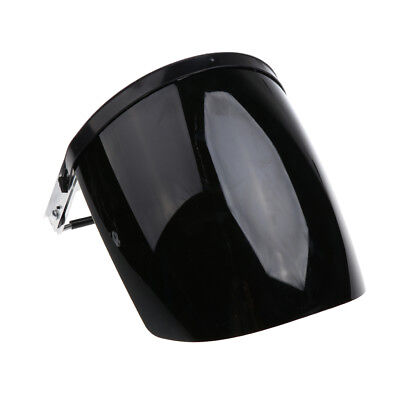Clear Black Safety Face Shield Welding Cooking Garden Cutting