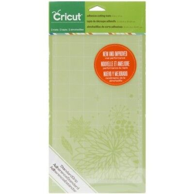 Cricut 2001972 Standardgrip Cutting Mat For Crafting, 6 By 12-inch - Mats