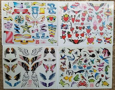 (4) sheets vintage NOS produx 03 neotrad flash time shields philly hearts wings