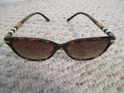 b7ec68b41c73 NWT BURBERRY SUNGLASSES BE 4181 3002 73 Dark Havana   Brown 58 mm ...