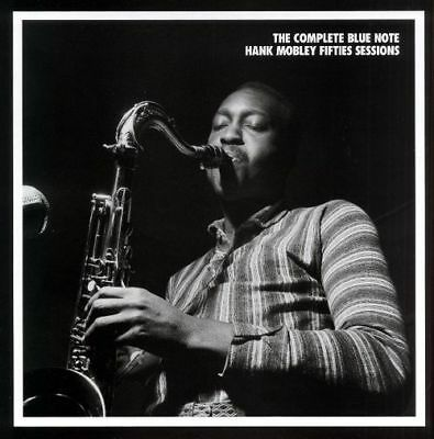 Hank Mobley - Mosaic: The Complete Blue Note Hank Mobley Fifties Sessions [New]