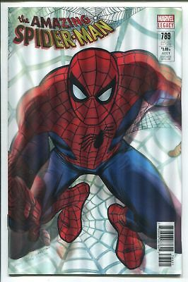 Amazing Spider-Man 789 Alex Ross Lenticular Excelsior!