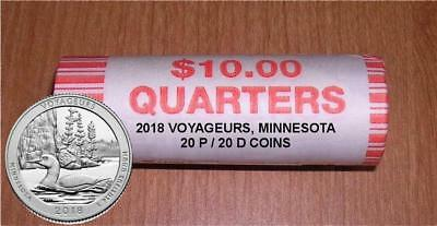 2018 Voyageurs, Minnesota 20 P / 20 D Roll **in Stock **