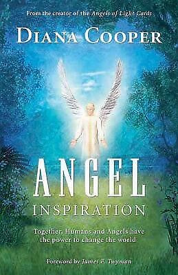 Angel Inspiration by Cooper, Diana -Paperback