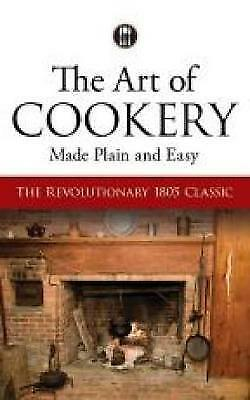Art of Cookery Made Plain and Easy, Glasse, Hannah