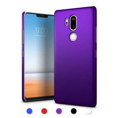 For LG G7 ThinQ G710 Ultra Thin Matte Case Rubber Hard Plastic Back Cover Skin