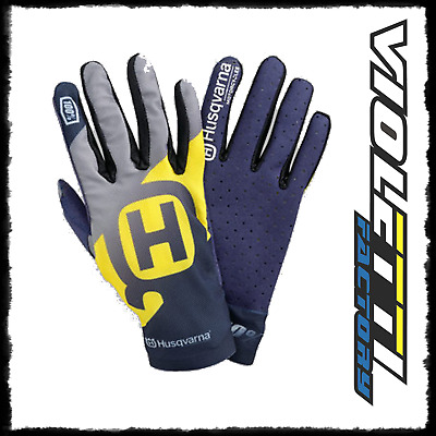 Celium Railed Gloves Guanti Cross Enduro Husqvarna Ufficial