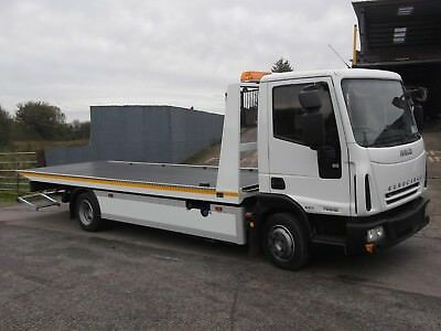 Iveco Recovery tow truck (66 reg) new tilt & slide