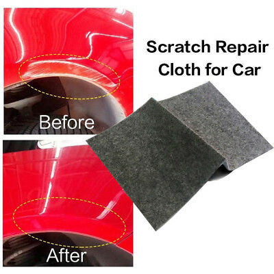 Magic Car Scratch Repair Cloth Polish Cleaning for Light Paint Scratches Remove