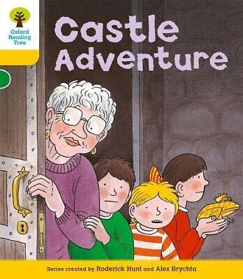 Oxford Reading Tree: Level 5: Stories: Castle Adventure by Hunt, Roderick | Pape