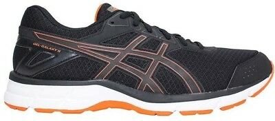 Mens asics Gel-Galaxy Gel 9 Running Trainers Shoes Sports Size UK 12  Eur 48