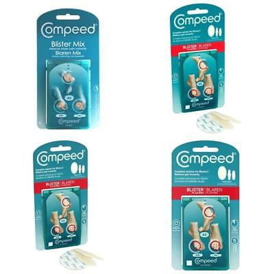 Compeed Blister Plaster Mix Pack 393 Picclick Uk
