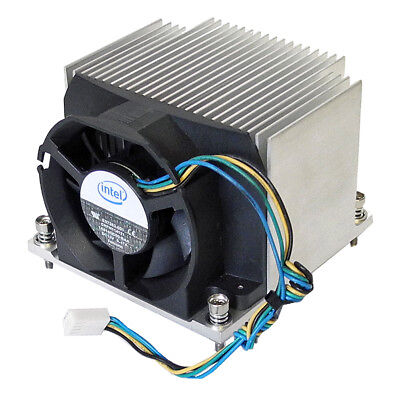 Intel E97383-001 CPU Heatsink / Kühler & Fan / Lüfter for LGA 1356 / 1366 Socket