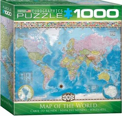 Eurographics puzzles antique world map jigsaw puzzle 1349 eurographics puzzles map of the world 1000pc spacesaver box jigsaw puzzle gumiabroncs Gallery