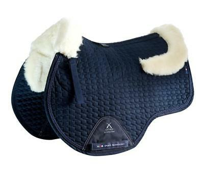 Premier Equine Merino Wool European GP/Jump Saddle Pad