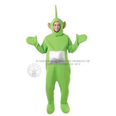 Dipsy Teletubbies - Adult - Costume Dress Fancy Tv Licensed Adults