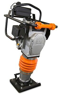WEN 56040 4-Stroke 149cc Two-Speed Jumping Jack Tamping Rammer