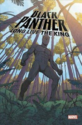 Black Panther : Long Live the King by Marvel Comics Staff (2018, Paperback)
