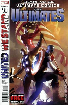 Ultimates (Marvel Ultimate Comics) #18 2013 FN Stock Image