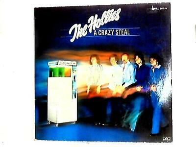 A Crazy Steal LP The Hollies 1977 Vinyl 15281