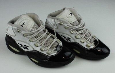 purchase cheap b3964 0a4c1 Reebok Question Mid Men s Size 11.5 Allen Iverson I3 Basketball shoes
