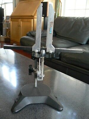 Vintage Panavise 306 Adjustable Clamping Assembly 308 Weighted Base