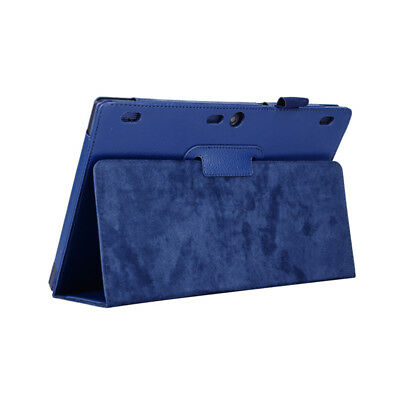 PU Leather Shockproof Protective Case Cover for Lenov Tab2 A10-70 TB-X103F