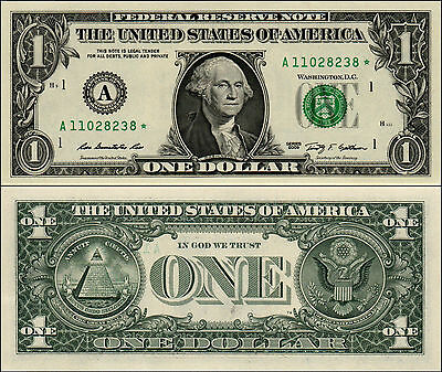 $1 2009**boston Star**federal Reserve Note Choice Unc Irculated Note Q332