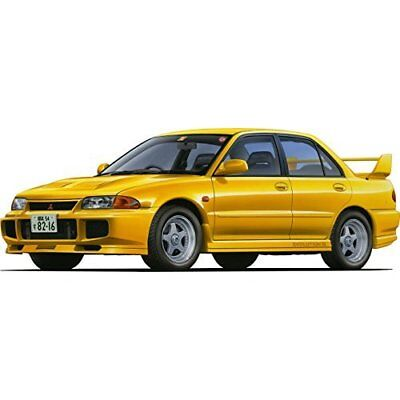 Fujimi ID-34 1/24 Mitsubishi LANCER EVOLUTION III GSR Rare Japan new .