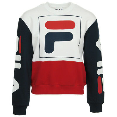 sweat fila bleu